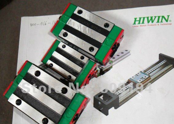HIWIN-دليل خطي لكتلة HGH45H ، أصلي 100% ، تايوان