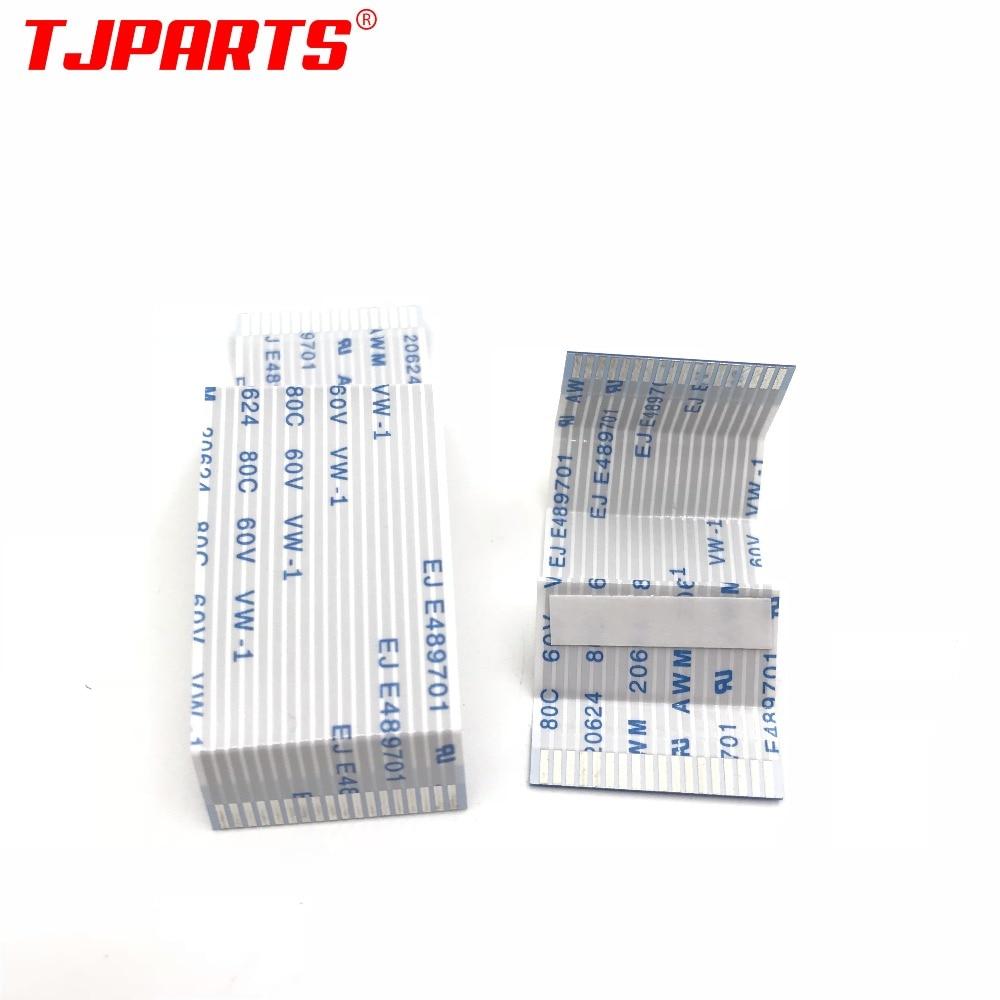 10 مجموعة X طابعة رأس الطباعة رأس الطباعة كابل لإبسون ME1100 ME70 ME650 C110 C120 C10 C1100 B1100 L1300 T30 T33 T110 T1100 T1110
