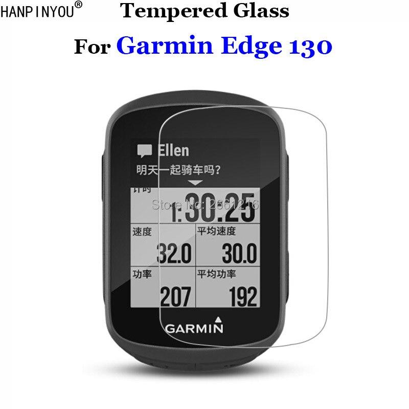 Película de vidro temperado para garmin, edge130, 9h 2.5d, premium, para garmin edge 130, smartwatch, gps, computador de bicicleta