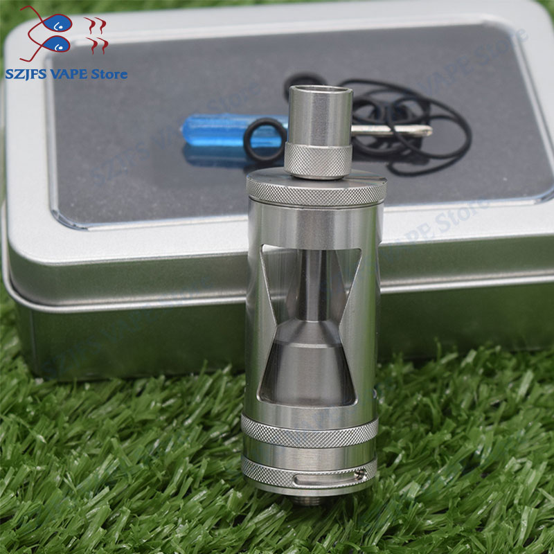 Taifun gt3 RTA atomizer 5ml capacity 24mm  with air flow control vaporizer TANK VS Taifun GT4 RTA FIT 510 thread mods GT2 VAPE enlarge