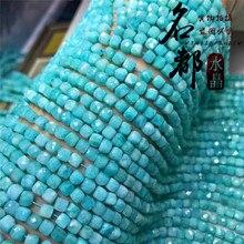 Cristal Natural Tianhe piedra corte cara bloque arena perla vieja mina corte ángulo Semi-acabado venta al por mayor DIY decoración hecha a mano