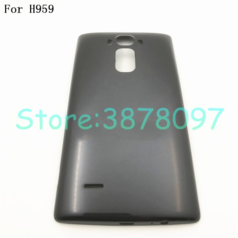 Original 5,5 pulgadas LG G Flex2 Flex 2 H959 H955 H950 F510 LS996 batería cubierta trasera funda carcasa puerta trasera con logotipo