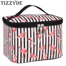 Nouveau Flamingo cosmétique sac Necessaire organisateur de voyage maquillage boîte trousse de toilette lavage toilette sac grande pochette étanche ZDH022