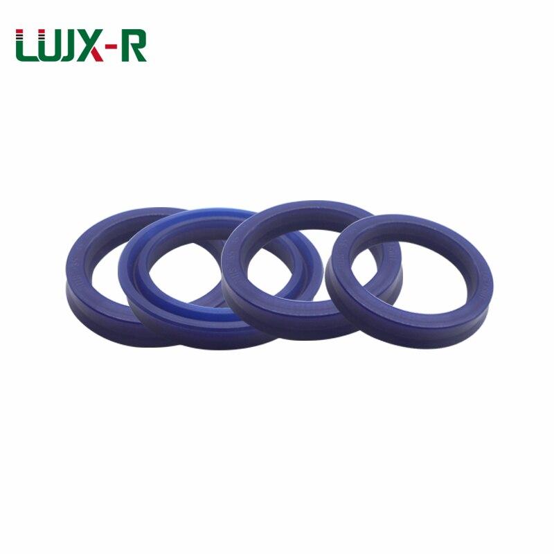 LUJX-R UHS Seal Ring For Scraper Piston Rod Pneumatic Cylinder Ring 6x12x5mm-58x68x6mm U Cup Lip Oil Seal Polyurethane Gasket