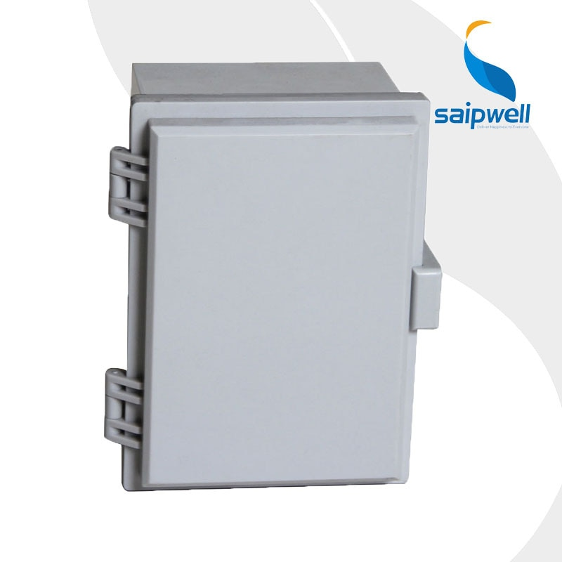 175*125*90mm Tipo de bisagra de calidad superior hebilla Caja impermeable/carcasas de Instrumentos/caja de conexiones ABS material (SP-WT-171290)