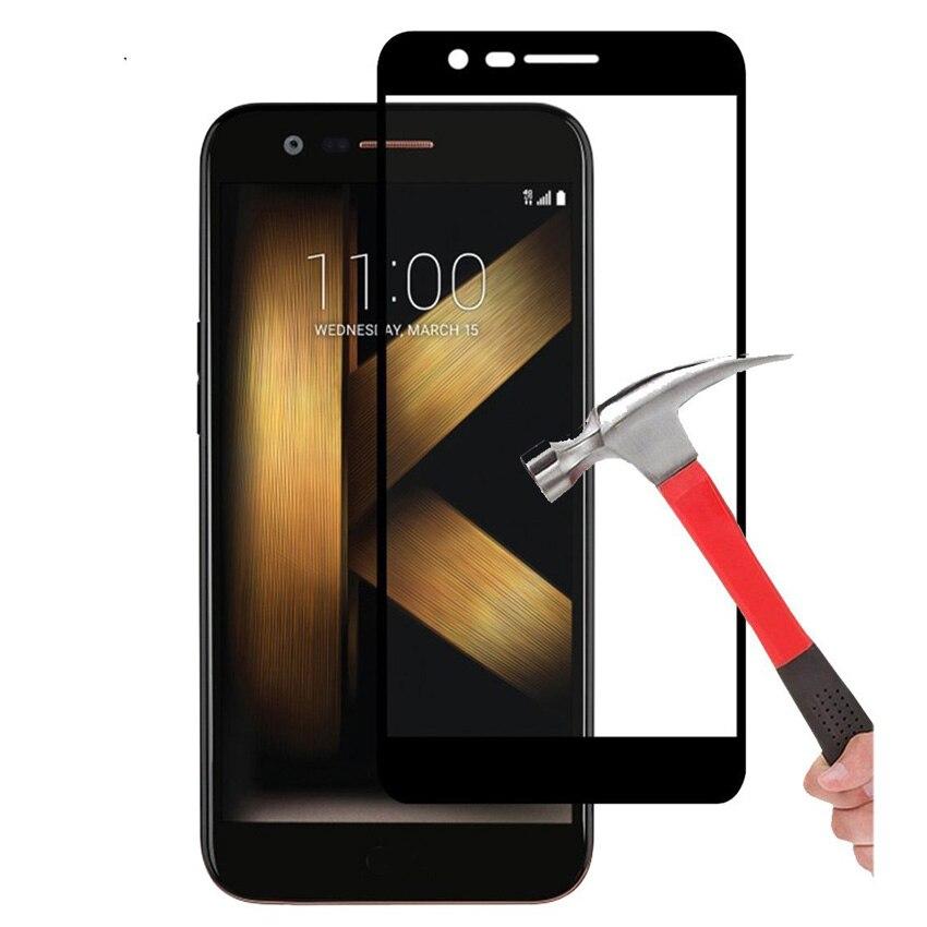 9H закаленное стекло для LG Stylus 4 Stylo 3 Aristo 1 2 3 K10 2018 2017 полное покрытие Защита экрана для LG V20 K30 K11 K9 пленка