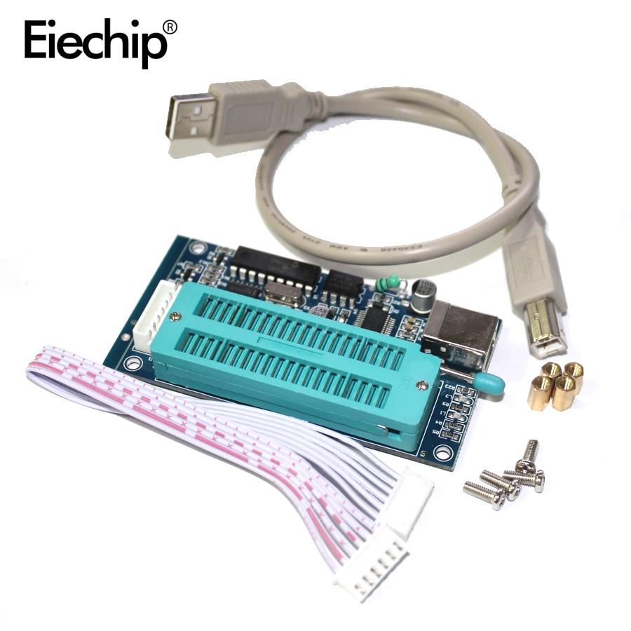 Программатор PIC K150 ICSP, автоматическое программирование через USB, микроконтроллер + кабель USB ICSP для платы разработки Arduino, 1 комплект