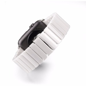 High Quality Wristband Ceramic Strap for Apple Watch & Sport & Edition iwatch 4/3/2/1 42mm/38mm 40mm 44mm Bracelet Strap