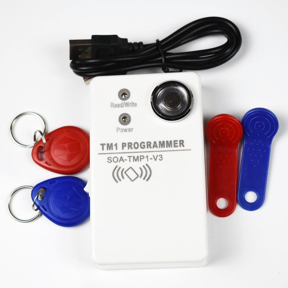 ناسخة RFID ، RW1990 TM1990B ، 125 كيلو هرتز ، EM4305 ، T5577 ، EM4100