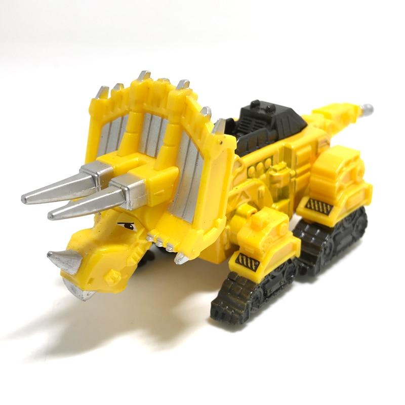 Бульдозер грузовик-динозавр съемный динозавр игрушечный автомобиль для Dinotrux модели Новые детские подарки игрушка динозавр модели мини-игрушки для детей
