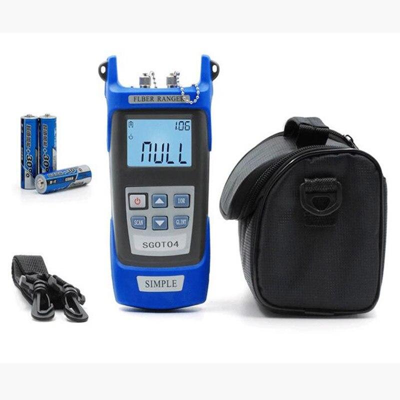 Probador OTDR simple OTDR de fibra óptica, equipo de comunicación, precio 1310/1550 nm