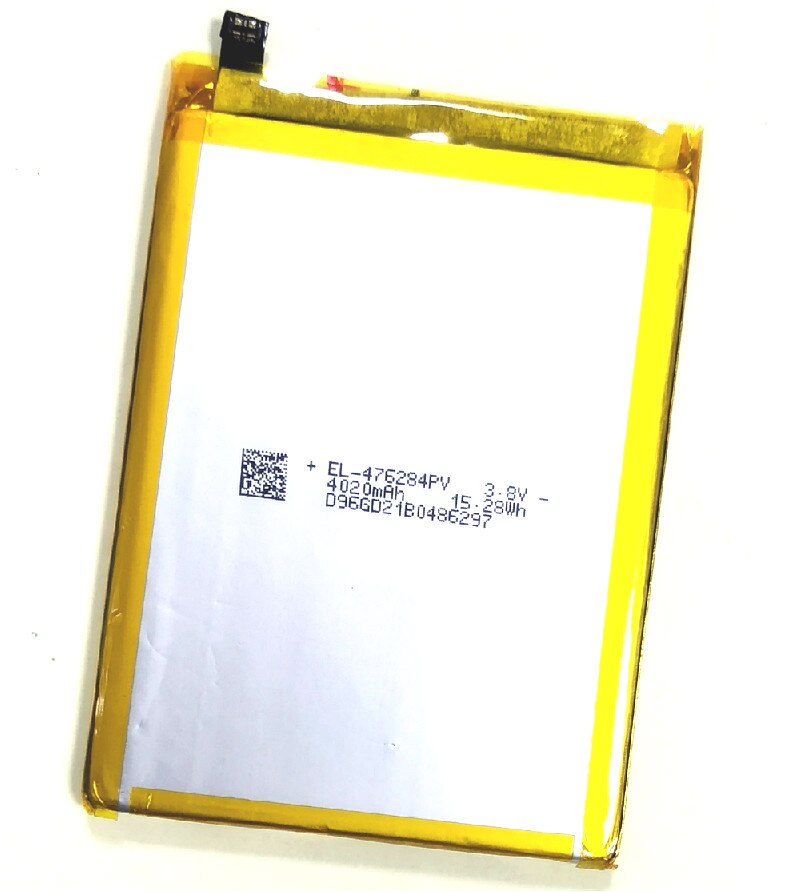 Stonering Hohe Qualität 4000mAh Backup Batterie für Highscreen Brieftasche/pro Smart Telefon