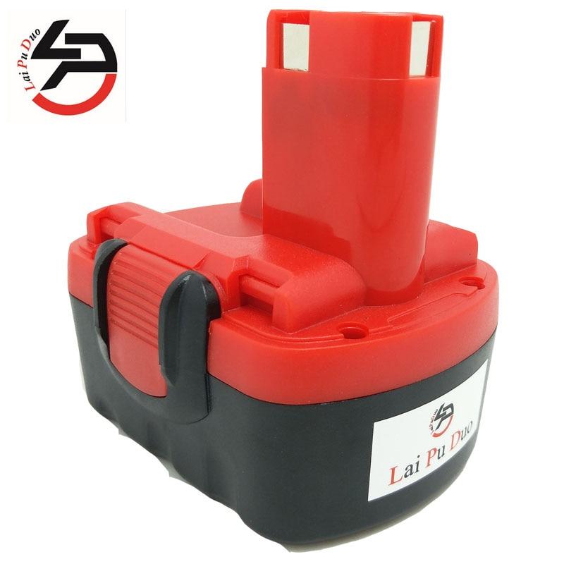 Ni-CD 14.4v 2.0Ah Replacement For Bosch tool battery 2 607 335 264 2 607 335 276 2 607 335 BAT038 BAT040 BAT041 BAT140 BAT159