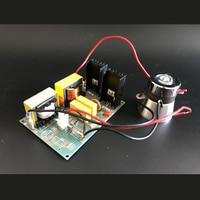 40khz Ultrasonic piezoceramic transducer generator PCB 60W/220VPrice including matching TransducersDrive power supply