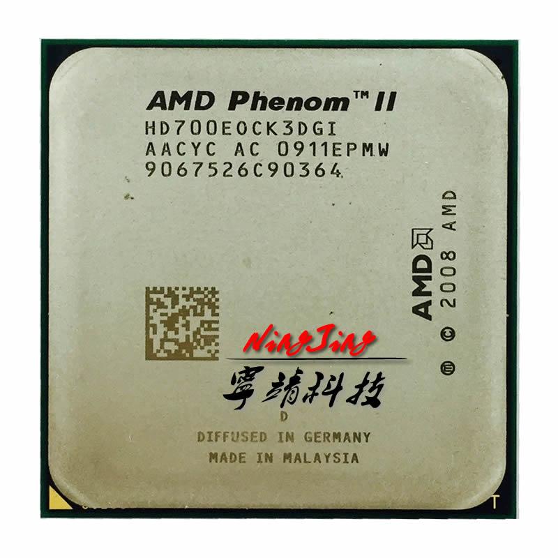 AMD Phenom II X3 700e 2.4G 65 W HD700EOCK3DGI Soquete AM3