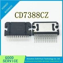 2PCS/LOT CD7388CZ CD7388 ZIP-25 New original