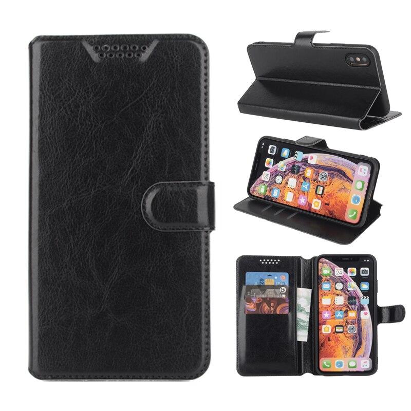 Luxury Leather Flip Case for Huawei Ascend Y635 Y625 GX8 Y360 Y541 P6 P7 Cover for Huawei Y3 II Y6II Y7 2017 Prime 2018