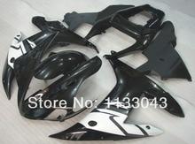 Blanc noir kits de carénage pour Yamaha YZF 1000 R1 02 03 YZF-R1 02-03 YZF R1 02 03 YZF R1 2002 2003 carénages # 88R4z + 7 CADEAUX