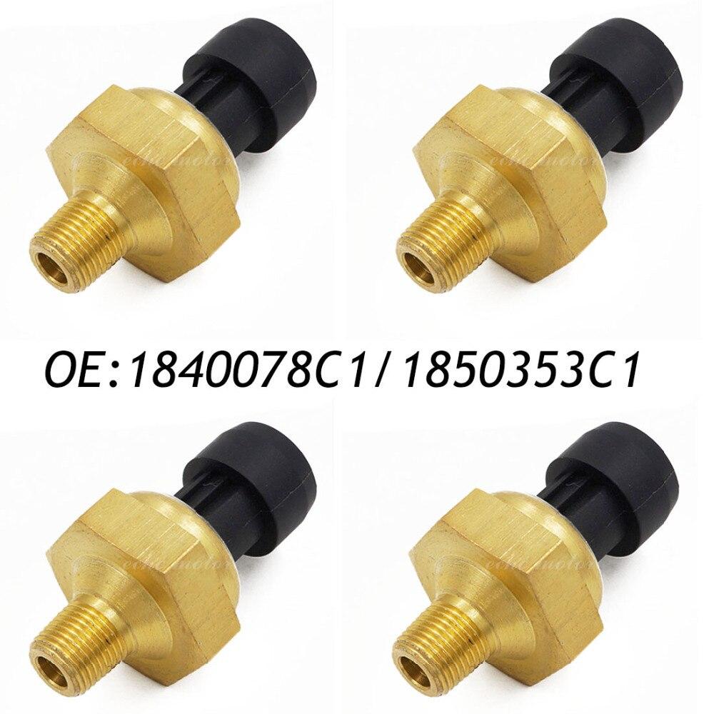 injector pressure regulator installer remover socket tool 6765 68210 for 6 0l ford powerstroke 03 10 New 4pcs EBP Sensor Exhaust Back Pressure 1850353 1850353C1 For Ford Powerstroke 97-03 7.3L