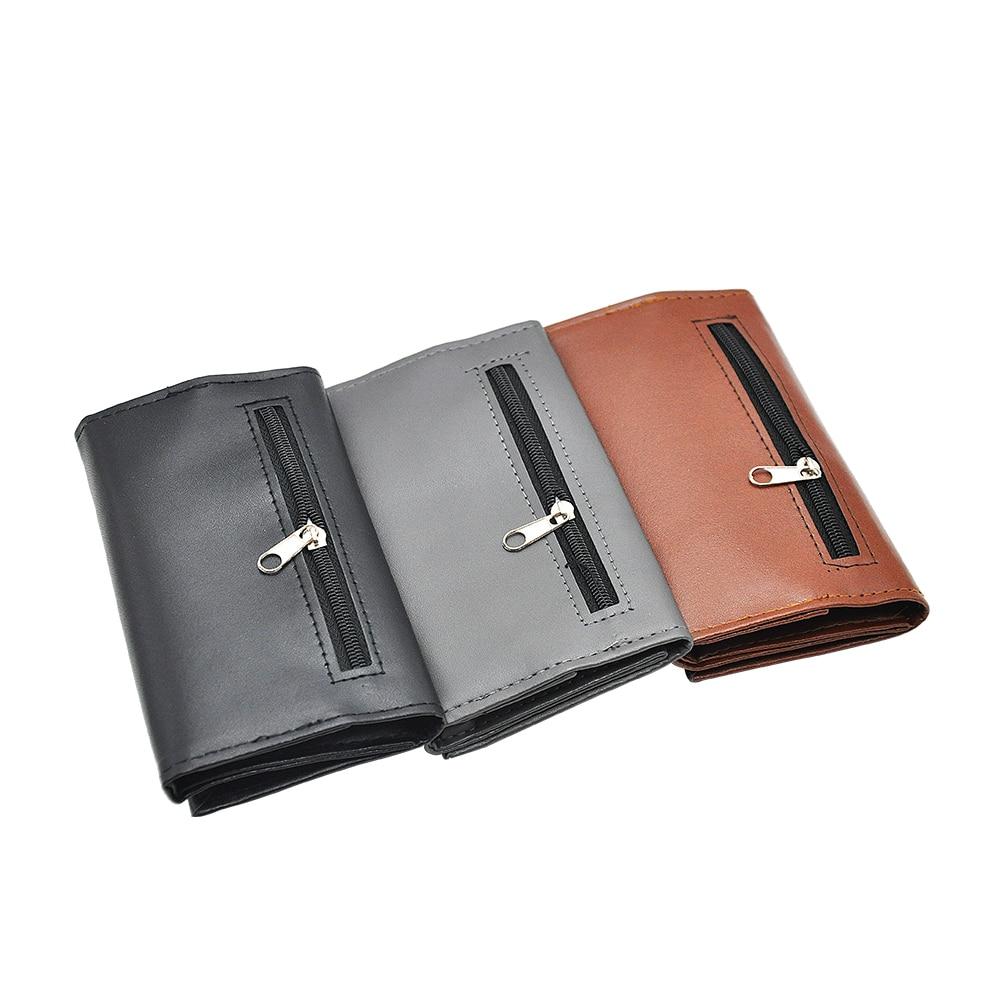HORNET Cuir Artificiel Tabac Pochette Sac Pour Le Stockage Cigarette Tabac Tuyau Portable Étanche Fumer Porte-Papier
