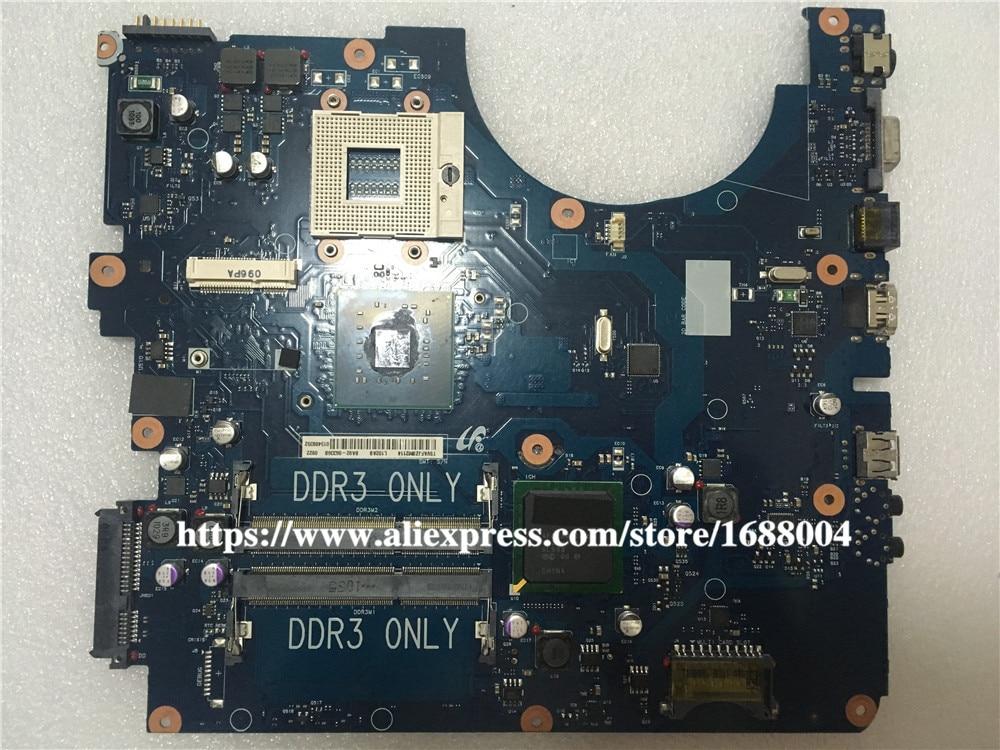 BREMEN-UL placa base de computadora portátil para Samsung r528 BA92-06338A BA92-06338B BA41-01225A placa base ddr3 prueba completa