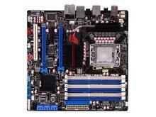 Livraison gratuite carte mère originale pour ASUS Rampage II Gene DDR3 LGA 1366 pour I7 24 GB USB2.0 X58 carte mère de bureau