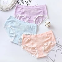 womens sexy panties women seamless cotton underwear panties breathable big size lingerie for ladies culotte femme