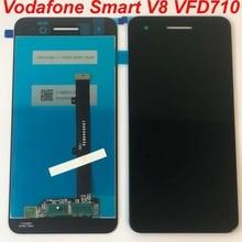 LCD originale Nero Per Vodafone Smart V8 VFD710 VFD 710 Display LCD Touch Screen Del Telefono Digitizer Assembly Parti di Ricambio