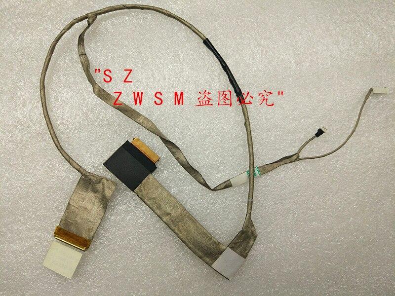 Оригинальный светодиодный видеокабель для lenovo B590 B580 V580 V580C 50,4te09. 001 50,4te09. 021 50,4te11. 021