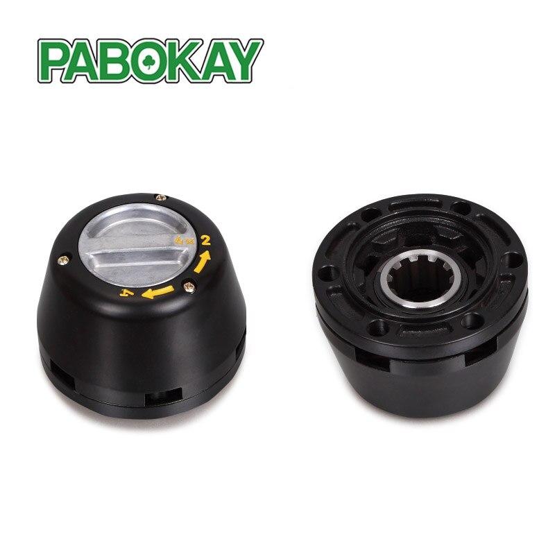 2 pieces X FOR GAZ UAZ 61 Free wheel locking hub B037