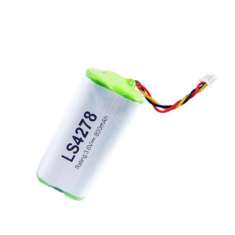 82-67705-01 Ni-MH аккумулятор для Zebra Symbol Motorola LS4278 DS4278 DS6878 сканер 3,6 В 800 мАч запасная батарея, 5 шт./лот