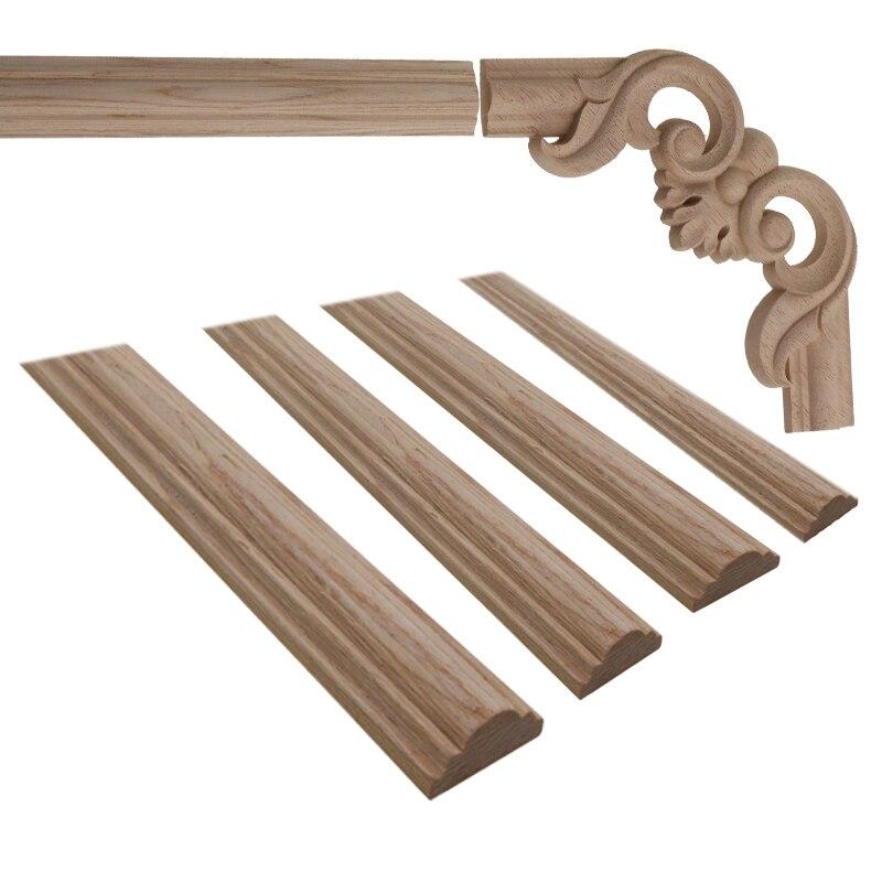 Резьба по дереву Дека деревянная миниатюрная Неокрашенная мебель шкаф декоративные фигурки Аппликация Украшение дома литье DIY