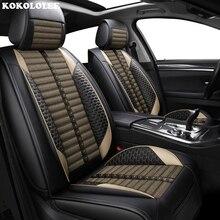 KOKOLOLEE-housses de siège de voiture   Pour Mini One Cooper R50 R52 R53 R55 R56 R60 R61 R61 pageman, accessoires automobiles style de voiture
