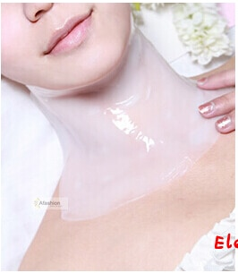 1pcs Women whitening Anti-Aging Neck Mask beauty health whey protein Moisturzing personal skin care