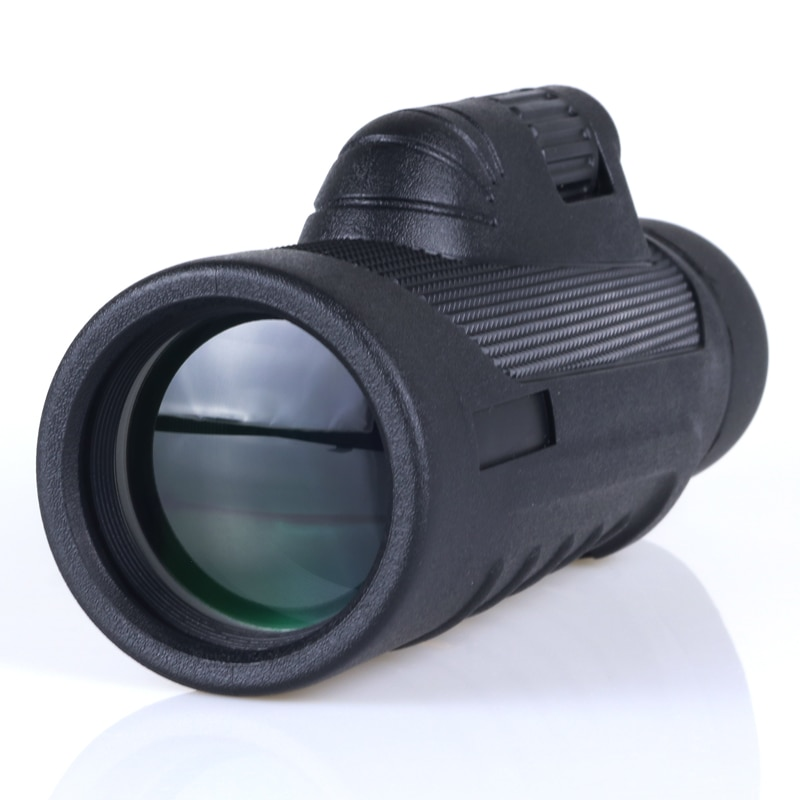 Datyson 10x42 Âmbito Monocular Telescópios de Alta Potência Fog-prova À Prova D Água para Adultos Observação de Aves de Caça Camping Viajar