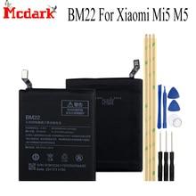 Mcdark 3000mAh BM22 Batterie Für Xiaomi 5 Mi5 M5 Batterie Bateria AKKU AKKU Pil mit Werkzeuge