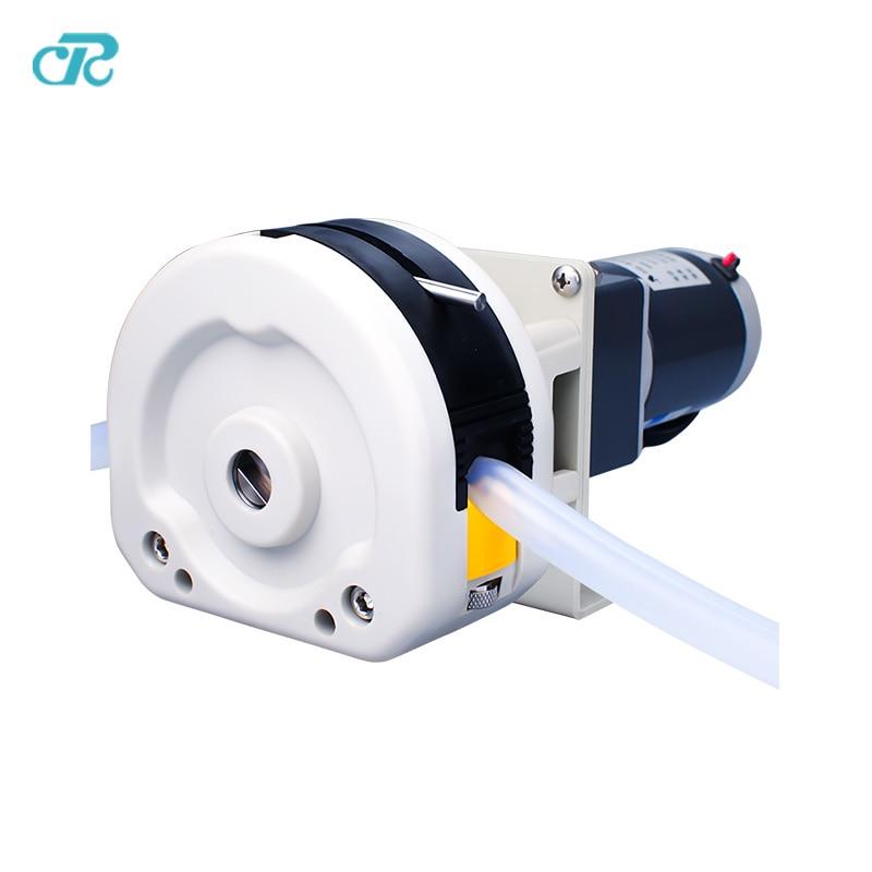 Honey transfer pump DC12V&DC24V Motor Small Peristaltic Pump