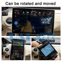 2Din coche universal reproductor Multimedia para NISSAN Altima Juke NP300 Teana Qashqai X-Trail Android PX6 Tesla Radio de Audio estéreo GPS