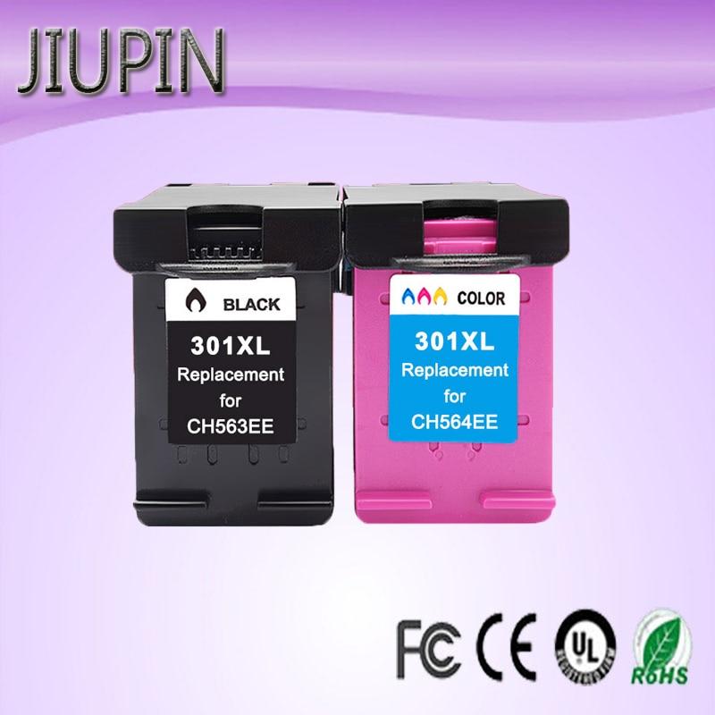 JIUPIN استبدال ل hp301 hp 301 xl منضدية منضدية 1000 1050 1510 2000 2050 2050S 2510 2540 3050a 3054 طابعة