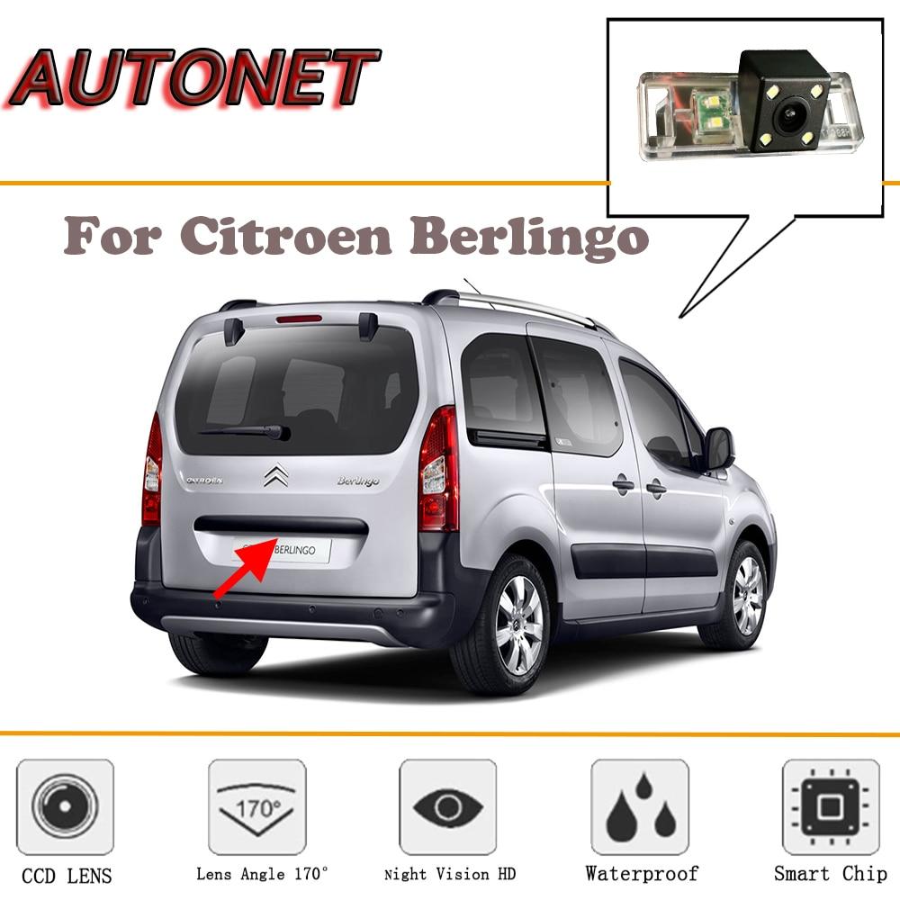 AUTONET Rear View camera For Citroen Berlingo 1997~2015/Night Vision/Reverse Camera/Backup Camera/license plate camera