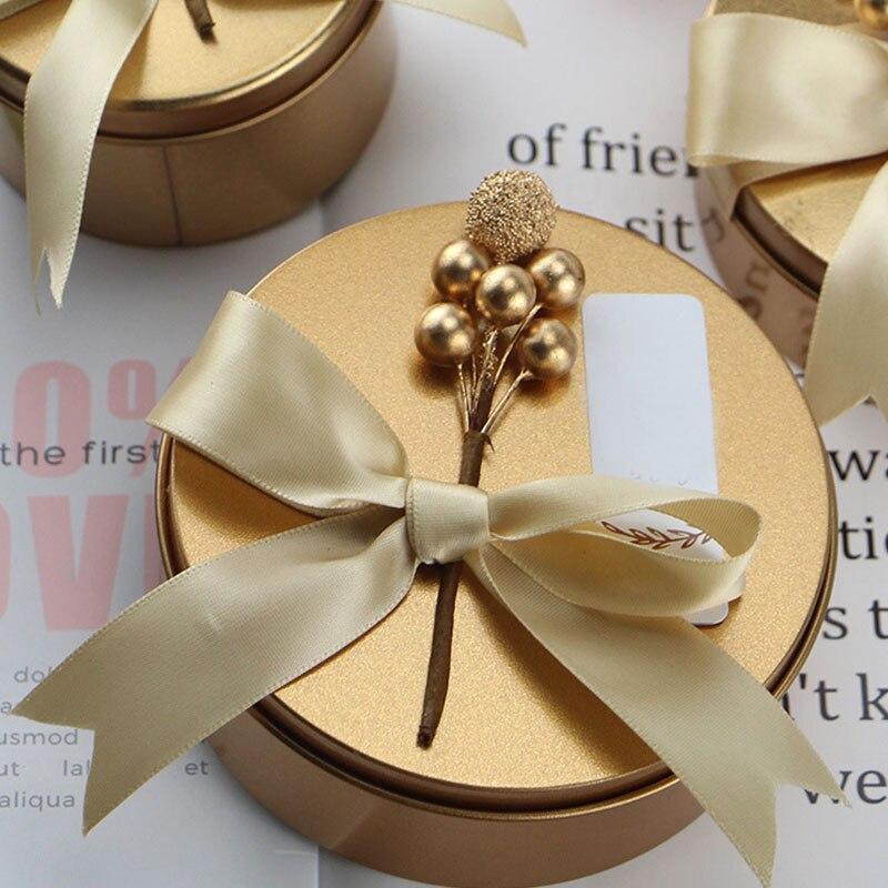 Golosinas de boda para regalar caja de Chocolate para recuerdo de boda fiesta despedida de soltera con cinta TSH Shop