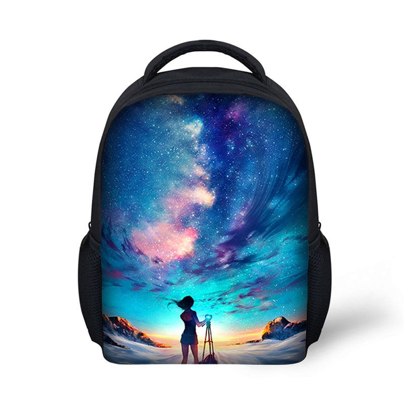 Bolso escolar para niños con diseño de nice star s, bolso escolar para niños, mochila de tela ecológica