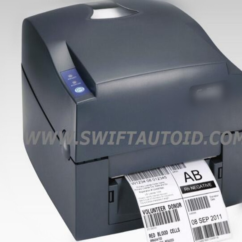 Original Brand New Godex G500U 203dpi Thermal Transfer / Direct Thermal Barcode Printer