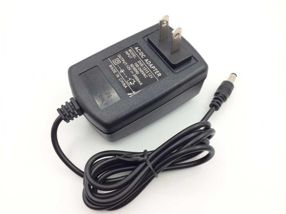 ¡Adaptador de fuente de alimentación 12V 2A para tira de 5 metros 3528 LED, entrada 100-240 V, suficiente 2A, 24W envío gratis!