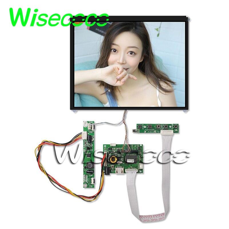 LP097X02-SLN1 de pantalla de panel LCD IPS 9,7x1024 de 768 pulgadas con placa controladora LCD hdmi de 30 pines para tableta Pad
