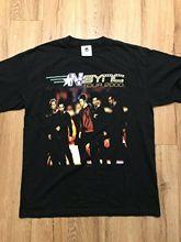 VINTAGE NSYNC TOUR chemise 2000 taille grand en détresse BACKSTREET garçons T-Shirts Homme nouveauté t-shirt hommes haut t-shirt grande taille