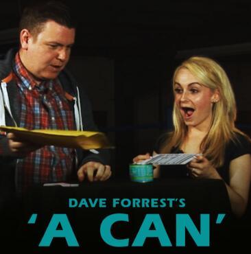 Trucos de magia A través de Dave Forrest