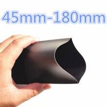 1 metro 1 1 nero 45mm 50mm 60mm 70mm 80mm 90mm 100mm 120mm 150mm 180mm termorestringente tubo termorestringente tubo filo Dropshipping
