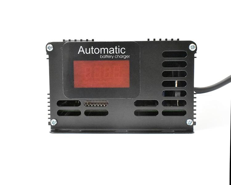 12 v 15a carregador de bateria de carro carregador ácido chumbo carregador automático de pulso reverso