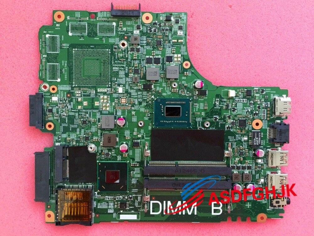 Original para dell inspiron 3421 computador portátil placa-mãe vv4h6 0vv4h6 CN-0VV4H6 100% tesed ok